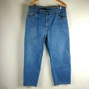 Vintage Levi's Orange Tab Jeans High Rise …